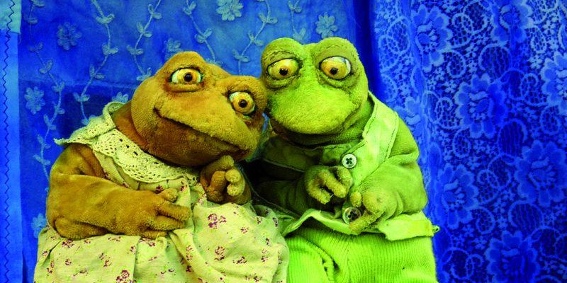 """Puppenspiel """"Frieda und Frosch"""". Fotoautor: Tandera Theater, Testorf"""