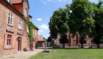 Hof Festung Dömitz