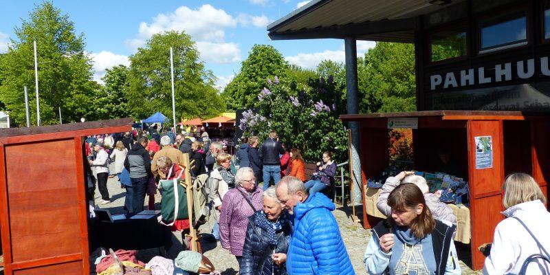 Biosphäre-Schaalsee-Markt in Zarrentin am Schaalsee