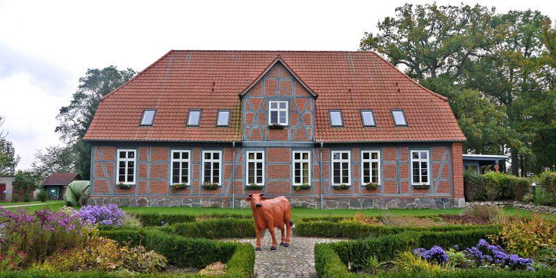 Der Arche-Hof Domäne Kneese des Lebenshilfewerkes Mölln-Hagenow. Fotoautor: LHW Mölln-Hagenow