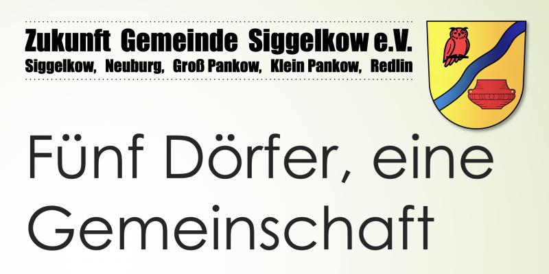 Verein Zukunft Gemeinde Siggelkow